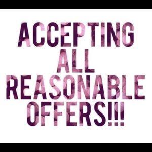 Make an Offer or Counter Offer